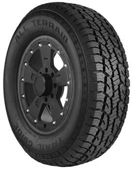 Multi Mile Tires >> Trail Guide Radial All-Terrain (SUV/Light Truck All-Terrain Tires) - Tire Factory