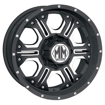 Mayhem Wheels - $40 Cash Back | 4WheelOnline.com
